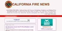 California Fire News