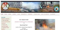 California Fire Science Consortium Blog
