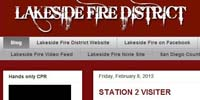 Lakeside Fire District Blog