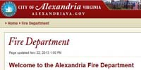 Alexandria Fire Department