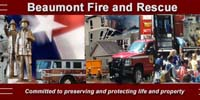 Beaumont Fire/ Rescue Services