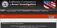 California Conference of Arson Investigators