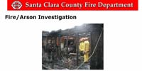 Santa Clara County Fire Department Fire/Arson Investigation