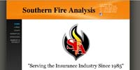 Southern Fire Analysis