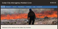 Cedar City Interagency Hot Shot Crew