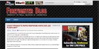 Firefighter Blog