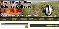 Great Basin FIre Science Delivery