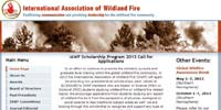 International Association of Wildland Fire