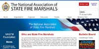 National Association of State Fire Mashals