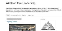Wildland Fire Leadership