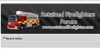 retained firefighters forum