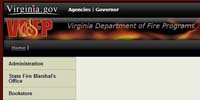 VirginiaDepartmentofFirePrograms