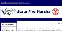 WyomingStateFireMarshal