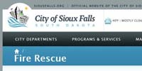 City of Sioux Falls Fire Rescue