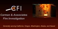Carman & Associates Fire Investigation