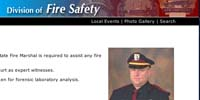 New Hampshire Office of the State Fire Marshal Investigations