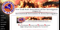 New York State Fire Investigators Chapter 23